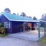 Foto de Lake Paringa Lodge