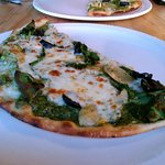 Gourmet Pizza Co (Gabriel's Wharf) - A OK Pizza