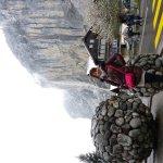 Breathtaking views of Waterfalls at Lauterbrunnen