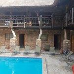 Villas Pool    Jabula Pool