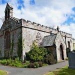 Muncaster Castle church