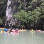 Too many canoes
