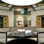 JNCQUOI - Restrooms and DJ corner