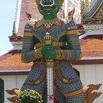 Enceinte du temple