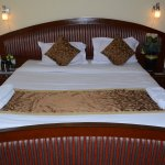 Deluxe Rooms Are Aesthetically Designed With Luxurious Decor