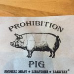 Photo of Prohibition Pig