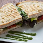 Come try one of our fresh made sandwiches with local bread and organic ingredients!