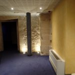 hallway (first floor) 16PPM reading