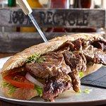 steak sandvich