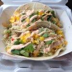 Mani Tacos $9.95