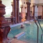 Indoor pool 95F / 35 °C