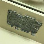 Aircon battery broken, hair drier was ripped from port, broken handles, broken window slide, gro