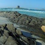 La Pelosa - tra sabbia e roccia