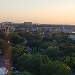 view to downtown Disney
