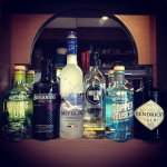 We stock a wide range of gins and vodkas, as well as local beers and wines in our onsite bar