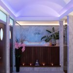 general view of the spa and whirlpool bath of the Spa Splendid Nice