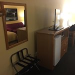 New Mirror, Paint furniture, luggage stand, television