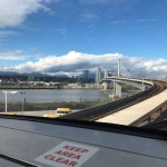 Spectacular views of Vancouver are a bonus when getting to downtown Vancouver quickly and withou
