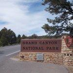 Grand Canyon South Rim, AZ. You have arrived.