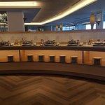 Sheraton Club 12th floor-hot western food
