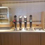 Sheraton Club 12th floor-soft drinks and hot beverages
