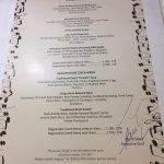 CODA menu