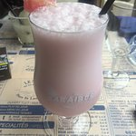 Punch coco fraise