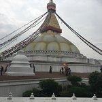 Foto de Estupa budista de Boudhanath