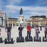Photo de Lisbon by Segway