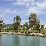 Photo de Santa Eulalia River Walk