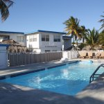 Key Colony Beach Motel Pool