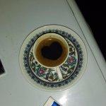 Kahvemizde kalp çıktı