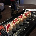 Amazing sushi. Cool atmosphere. 10/10