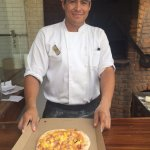 Marcos rocked that pizza oven!! Make sure you order one!!