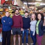 "In ""La Vega Central"" The Fruit Market tour"