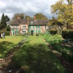 A spring visit to Lord Nuffield's home