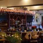 Our Nautical Themed Bar & Restaurant is elegant, yet friendly!