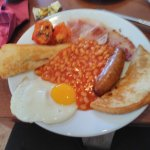 An excellent breakfast for just £5/