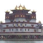 the tibetian temple