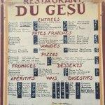 Photo de Restaurant du Gésu