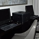 Business Center with Complimentary Internet Access and Printing