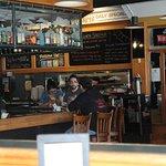 Inside Breakers' Pub, Prince Rupert, BC