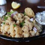 Best Calamari in Northwest BC