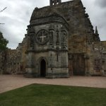 Had a great day tour with Dave W - Rosslyn Chapel, Melrose Abbey, and Glenkinchie.  Also the Gre
