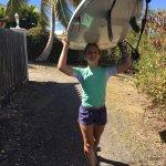 Photo de Boosy's Surf School