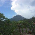 Foto de Volcano Lodge & Springs