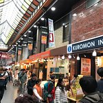 Photo de Kuromon Market