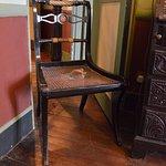 Nelson's desk chair before his final battle?