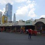 Cua Bac Indoor Market just a few mins walk from Hotel