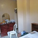 single room, clean, inexpensive, quiet